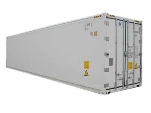 container frigorifique 40 pieds