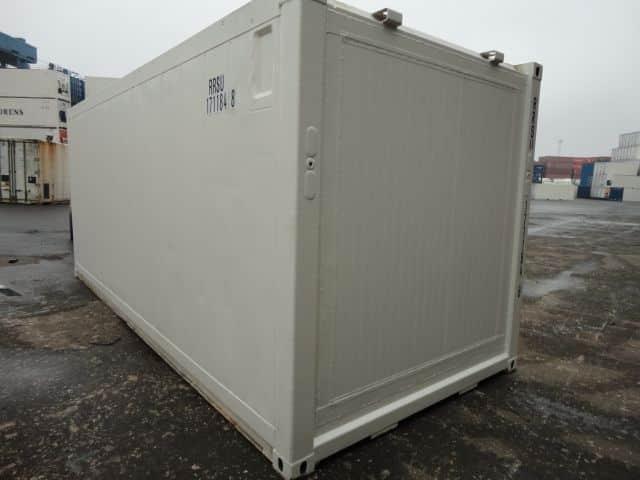container isotherme 20 pieds sans machinerie goliat. Black Bedroom Furniture Sets. Home Design Ideas