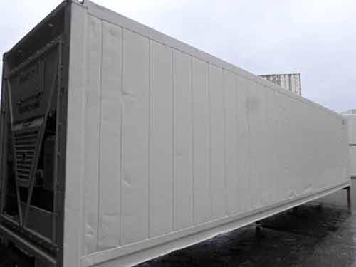 container frigorifique occasion 40 pieds