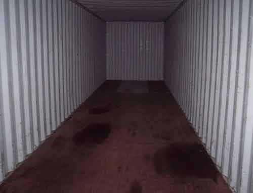 container 40 pieds high cube occasion