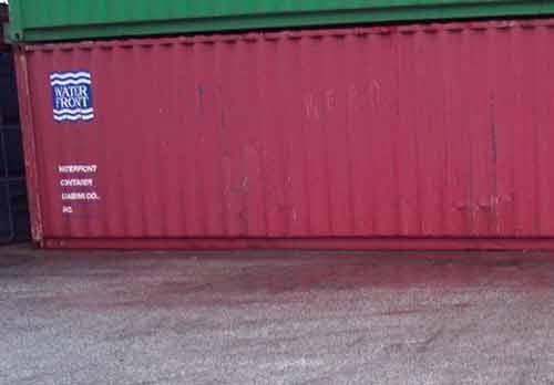 tarif containeur 40 pieds high cube neuf