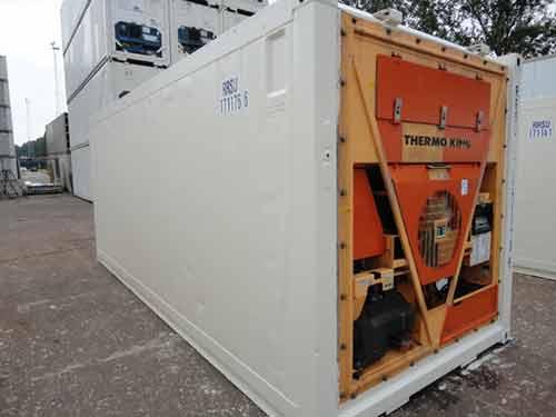 container frigo occasion thermoking