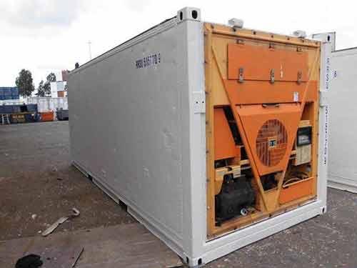 Conteneur frigorifique occasion 20 pieds r vis goliat for Tarif container occasion