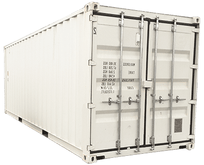 Container maritime 20 pieds occasion ou neuf dry goliat for Prix container neuf