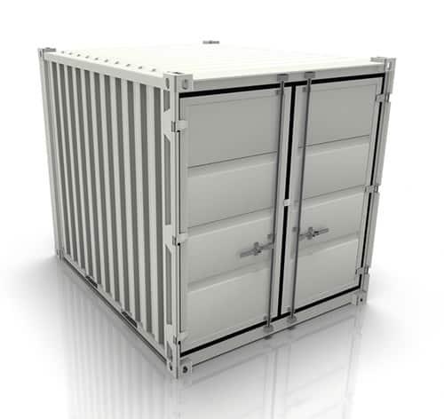 Container 10 pieds vendre partir de 2090 goliat for Le prix d un conteneur