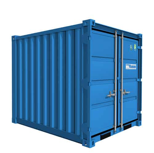 container 8 pieds pour stockage goliat containers. Black Bedroom Furniture Sets. Home Design Ideas