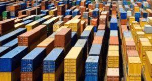 prix d'un container maritime