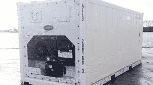 tout savoir sur le container frigorifique