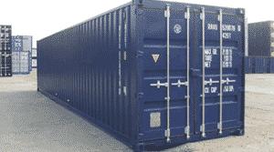 ou acheter un container ?