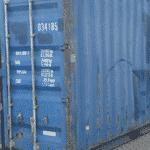 container 20 pierds dernier voyage