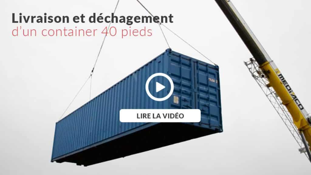dechargement-container
