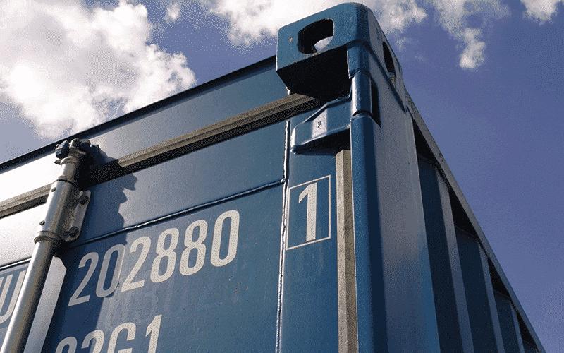 lexique du container maritime