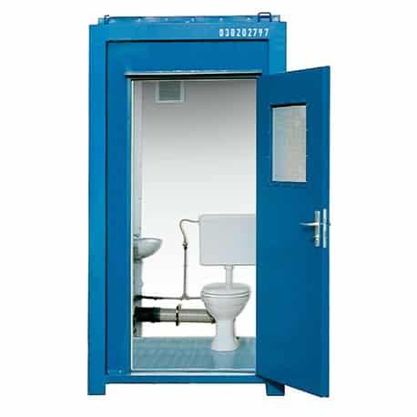 container wc et douche modulaire pr fabriqu neuf goliat. Black Bedroom Furniture Sets. Home Design Ideas
