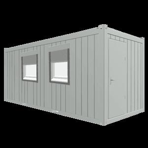 container bureau ou module bureau 20 pieds 6m