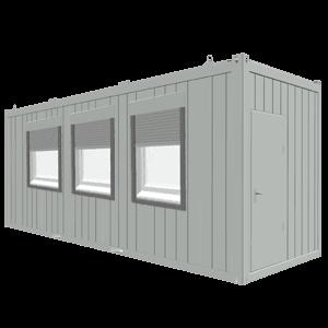 bungalow de chantier 24 pieds