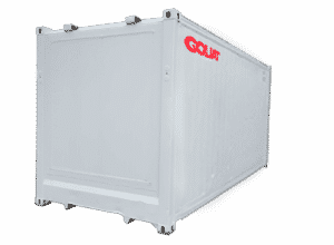 France container isotherme reefer Goliat 20 pieds 20 ft