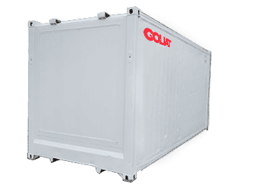 Container isotherme 20 pieds