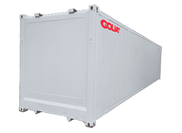 France container isotherme reefer Goliat 40 pieds 40 ft