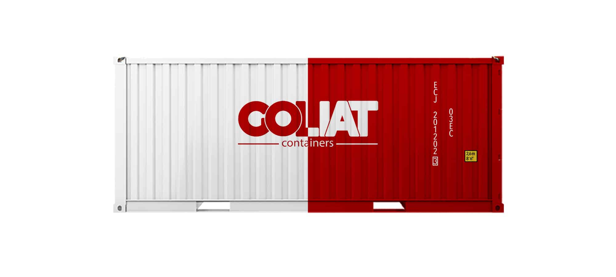 Containers Goliat