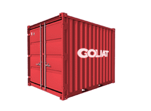 france container stockage storage garde meuble Goliat 6 pieds