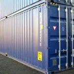 prix d'un container maritime 40 pieds GOLIAT