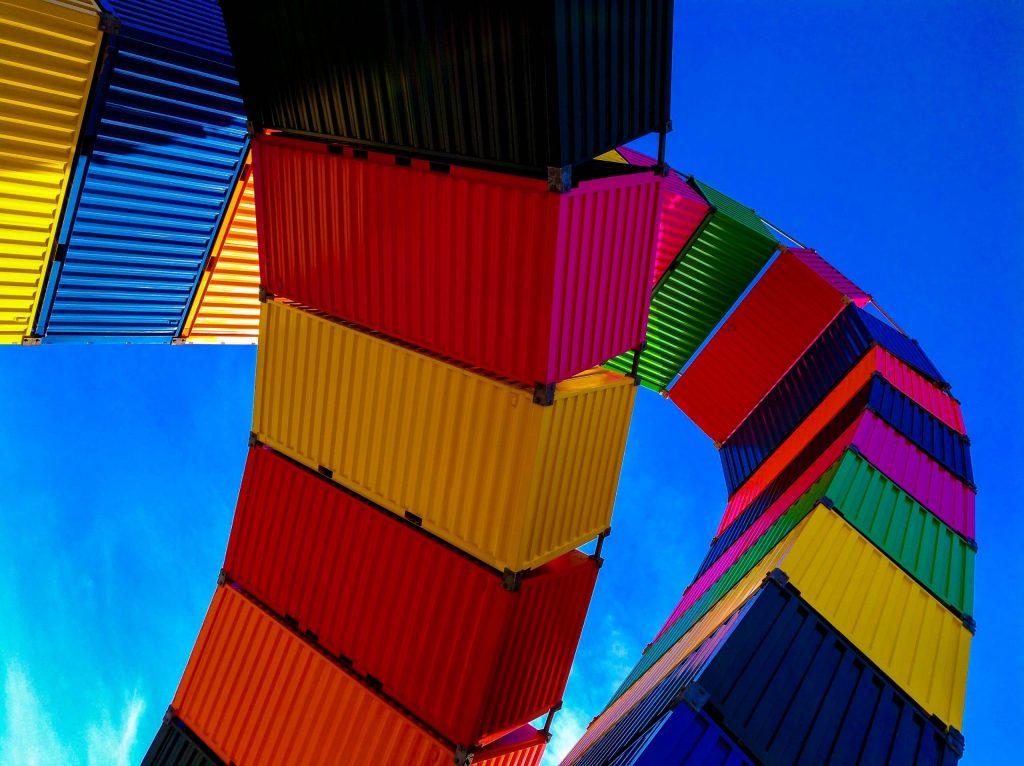 Comment acheter un container maritime