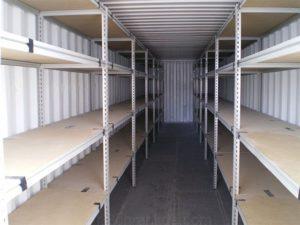 Utiliser un container de stockage pour Archives: Comment ça marche ?