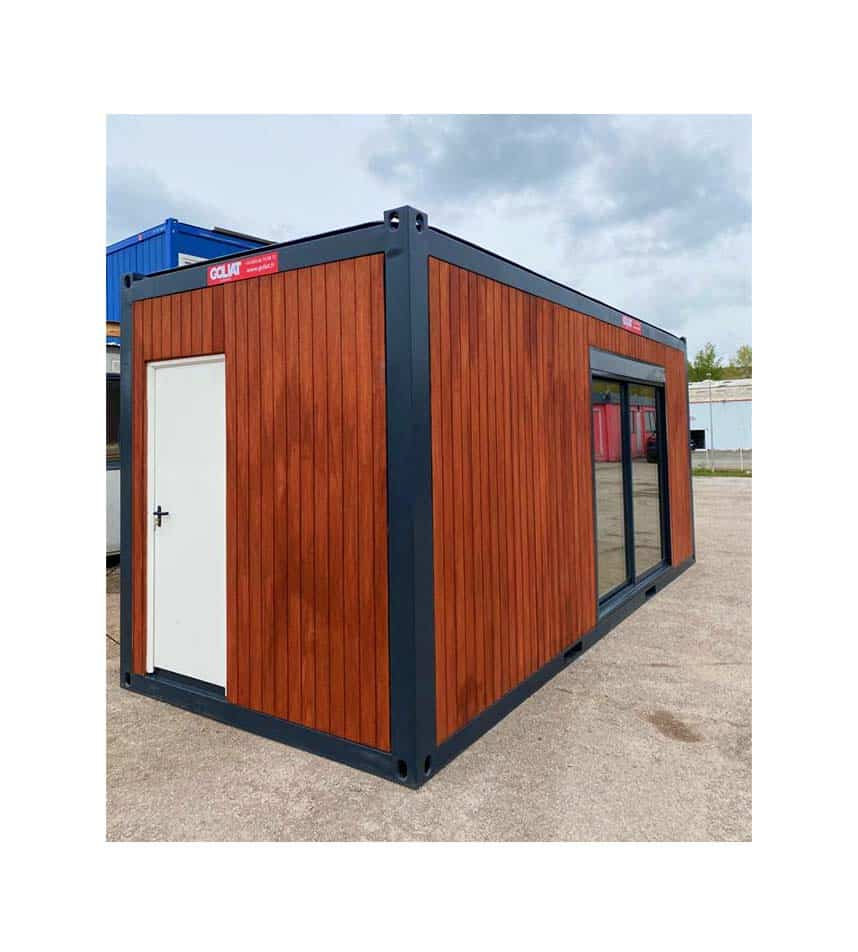 Cover Conteneur habitable Goliat Home by Goliat Containers