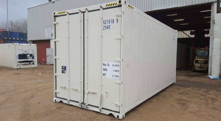 Conteneur isotherme exterieur GOLIAT Containers