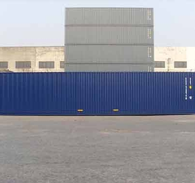 container maritime neuf 40 pieds
