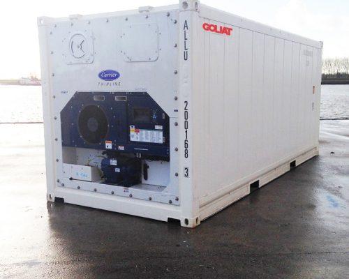 comment acheter un container maritime frigorifique