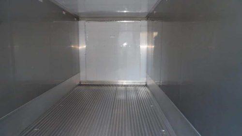 Conteneur frigorifique occasion 20 pieds 40 pieds intérieur photo