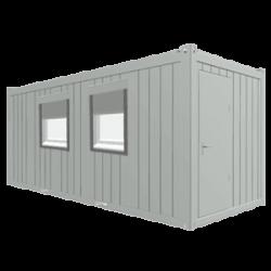 bungalow de chantier 20 pieds