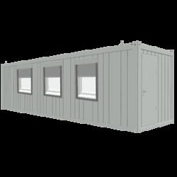 bungalow de chantier 30 pieds